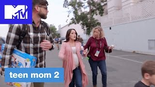 'Jenelle Leaves The Reunion' Official Sneak Peek | Teen Mom 2 (Season 7B) | MTV