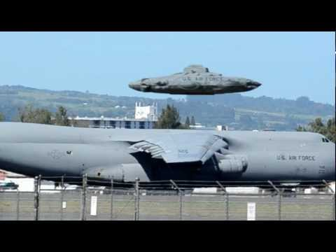 UFO Sightings Air force flying Saucer? Enhanced Close Up Video Stills!!!, Exclusive Photos given to Thirdphaseofmoon of a Military Air Force Flying Saucer? We have decided to release the footage and let the public decide if real or...