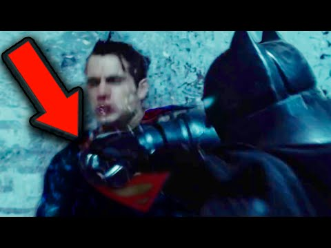 Batman v Superman Trailer 2 ALL EASTER EGGS (Dawn of Justice Trailer ANALYSIS)