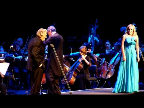 Placido Domingo & Katherine Jenkins - Perhaps Love