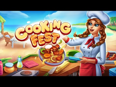 Cooking Games - Cooking Fest Trailer