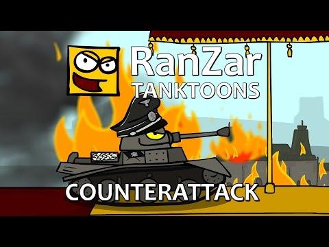 Tanktoon #80 - Protiútok