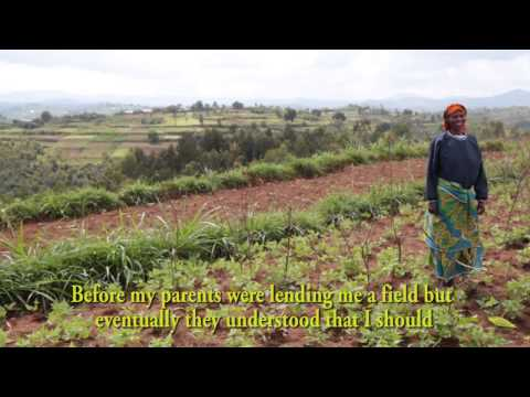 UN Women's Fund for Gender Equality: Supporting Women's Land Rights in Rwanda