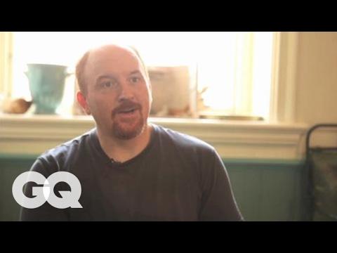 GQ's 2011 Men of the Year: Louis C.K. - MOTY 2011 - GQ Men Of The Year