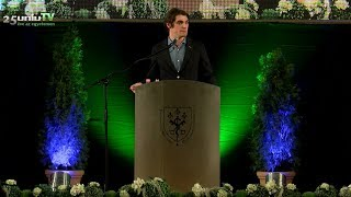 Motivational Speech by RJ Mitte