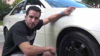 PlastiDip Rims - Without Taking Wheels off the Car - DipYourCar.com How To videos