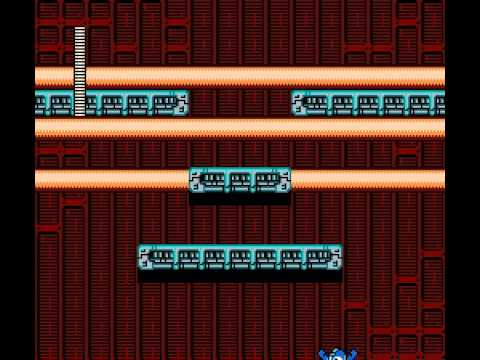 Mega Man 2 - Quick Man