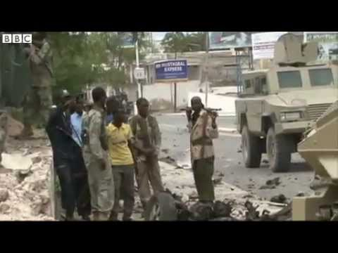 Somalia Parliament Attacked By Al-Shabaab In Mogadishu