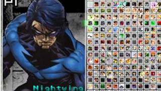 Ares Ax Mugen Roster 2000+ Char 500+ Stages