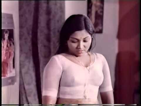saritha actress in wet white mallu blouse   youtube