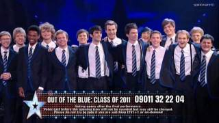 Out Of The Blue Semi-Final Britain's Got Talent 2011