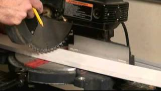 How To Make A 90 Degree Angle Square Cut Video