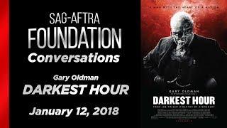Conversations with Gary Oldman of DARKEST HOUR
