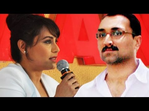 Rani Mukherjee SPEAKS about husband Aditya Chopra