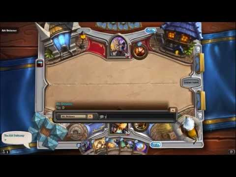 Hearthstone 10 matches montage