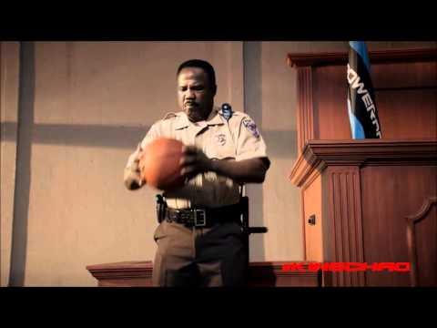 Lebron James: Judge James Basketball court in session