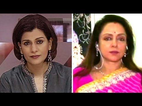 I'm no outsider: Hema Malini tells NDTV