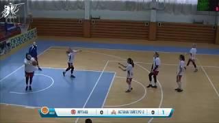 """Сhampionship among women's teams - Group A:  """"Irtysh"""" - """"Astana Tigers youth"""""""