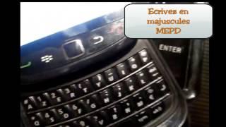 Désimlocker BlackBerry / Débloquer