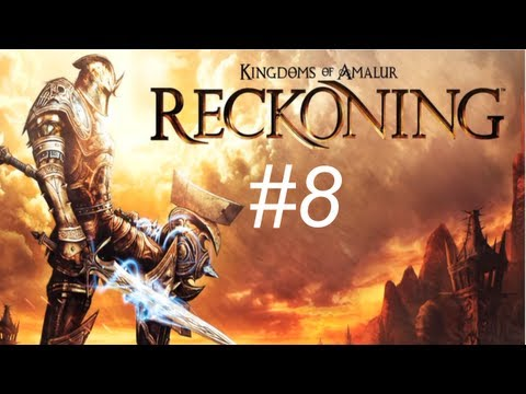 Kingdom of Amalur - Reckoning Walkthrough with Commentary Part 8 - The Threshes