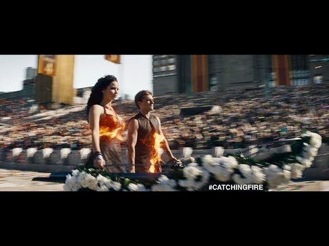 The Hunger Games: Catching Fire - 'Atlas' TV Spot,