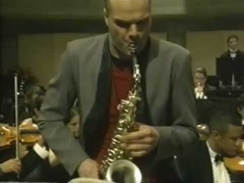 JacobTV – Tallahatchie Concerto, Mvt 2. Ties Mellema/Gustavo Dudamel/Simon Bolivar Youth Orchestra