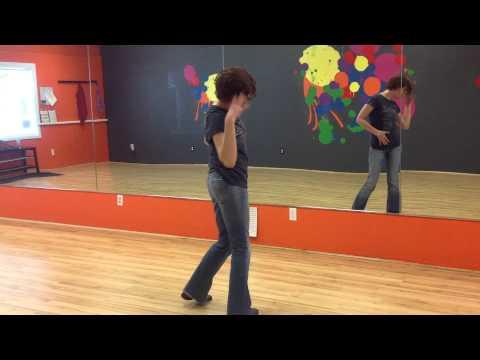Michael Jackson's Beat It Dance Tutorial