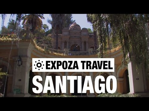 Santiago De Chile Travel Video Guide