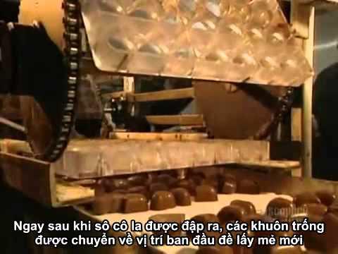 Quy Trình Sản Xuất Chocolate Hồi Nhỏ Mê Socola Lắm Ai Như Mình Hok