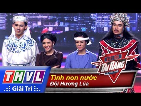 THVL | Biệt đội tài năng - Tập 15: Tình non nước - Đội Hương Lúa