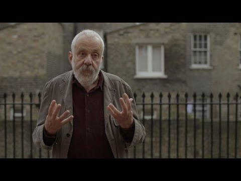 Film meets Art - Mike Leigh inspired by JMW Turner