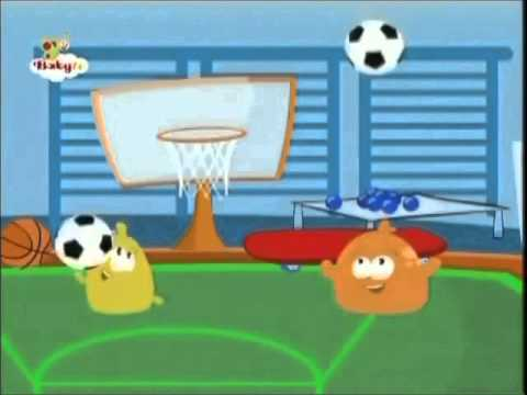 Pitch and Potch - BabyTv (9 Episodes, 45min~)