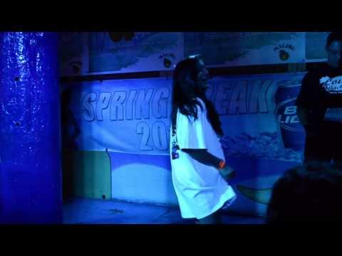 Inertia Tours Spring Break 2014 | Louie's Backyard - Bikini Contest