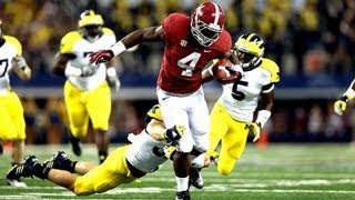 Top 10 Running Backs Of College Football 2013 (Preview