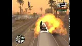 GTA San Andreas Wrong Side Of The Tracks (Big Smoke