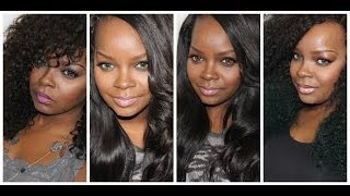 5 PAIR COLORED CIRCLE CONTACTS SHOW & TELL ON DARK BROWN EYES || PINKY PARADISE