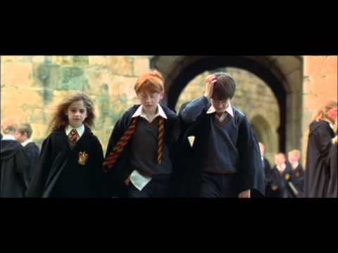 Harry Potter and the Philosopher's Stone Trailer (HD) -OniAlOrLxyE