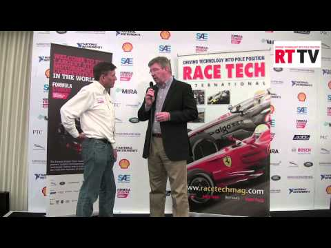 RACE TECH speaks to top senior motorsport executives at Formula Student 2013