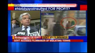 Conspiracy to defame India; won't allow telecast of Nirbhaya documentary, says Govt