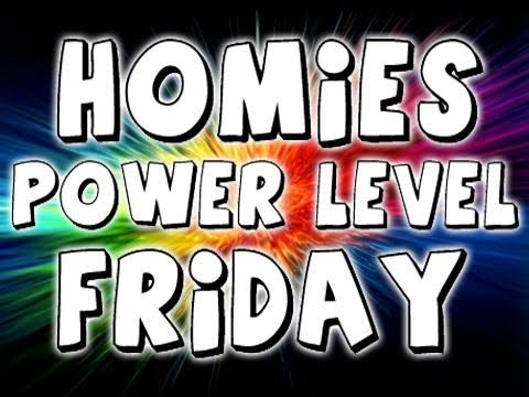 Minecraft: Homies Power Level Friday, Introducing HomieCraft