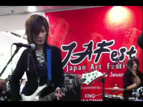 The Gazette - Pledge (Cover by JellyFish)