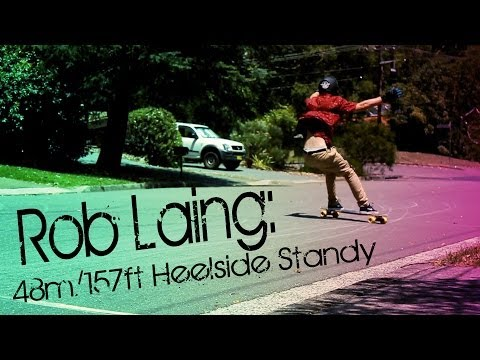 Rob Laing: 48m/157ft Heelside Standy