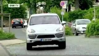 am start: Porsche Cayenne V6 Diesel | motor mobil videos