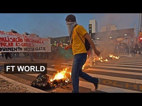 São Paulo strike suspended