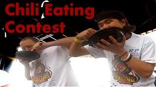 World Chili Eating Championship 2014