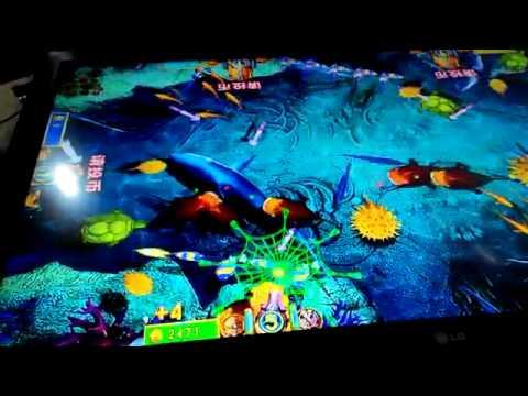 Máy bắn cá tôm 3D Games Siêu Thị 096.334.6164