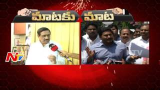 Maataku Maata: K.E.Krishnamurthy vs. Jagan..