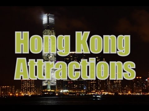 Hong Kong Travel Video | Things to do in Hong Kong | Top Attractions in Hong Kong, China