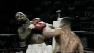 Iron Mike Tyson Boxing Legend