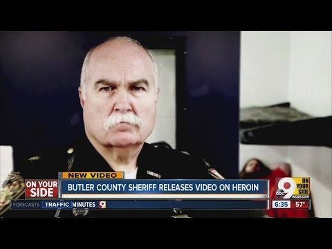 Butler County Sheriff releases heroin 'tourism' video